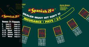 Cara Mudah Bermain Spanish 21 Blackjack
