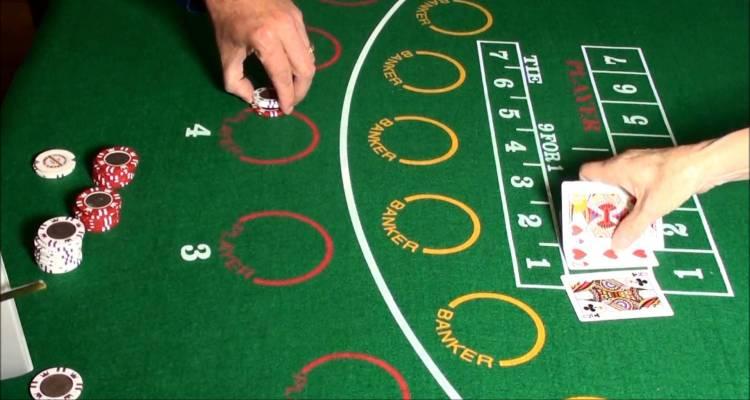Pelajari Aturan Permainan Baccarat Online